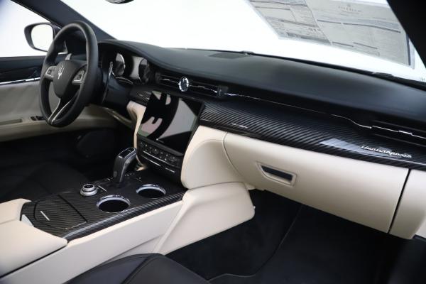 New 2021 Maserati Quattroporte S Q4 GranSport for sale $129,185 at Alfa Romeo of Greenwich in Greenwich CT 06830 20