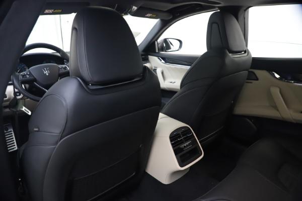 New 2021 Maserati Quattroporte S Q4 GranSport for sale $129,185 at Alfa Romeo of Greenwich in Greenwich CT 06830 24