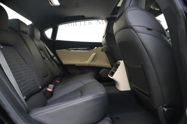 New 2021 Maserati Quattroporte S Q4 GranSport for sale $129,185 at Alfa Romeo of Greenwich in Greenwich CT 06830 26