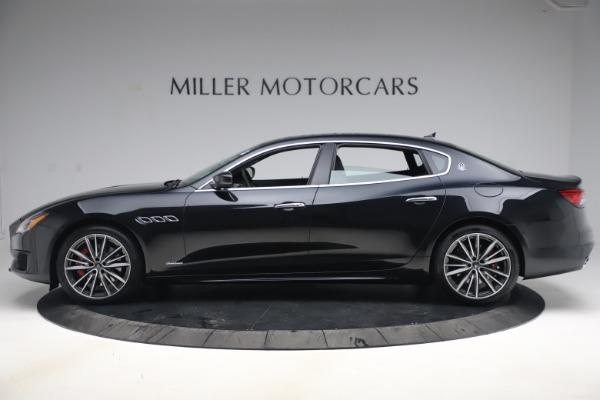 New 2021 Maserati Quattroporte S Q4 GranSport for sale $129,185 at Alfa Romeo of Greenwich in Greenwich CT 06830 3