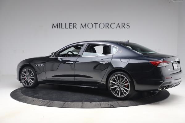 New 2021 Maserati Quattroporte S Q4 GranSport for sale $129,185 at Alfa Romeo of Greenwich in Greenwich CT 06830 4