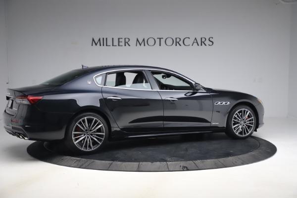 New 2021 Maserati Quattroporte S Q4 GranSport for sale $129,185 at Alfa Romeo of Greenwich in Greenwich CT 06830 8