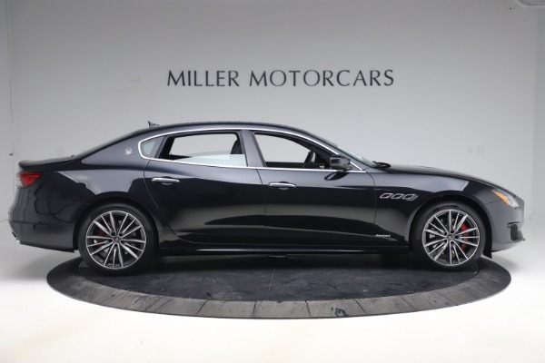 New 2021 Maserati Quattroporte S Q4 GranSport for sale $129,185 at Alfa Romeo of Greenwich in Greenwich CT 06830 9