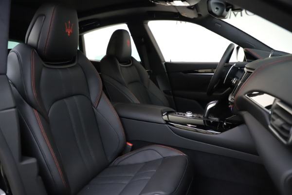 New 2021 Maserati Levante Q4 GranSport for sale $92,485 at Alfa Romeo of Greenwich in Greenwich CT 06830 21