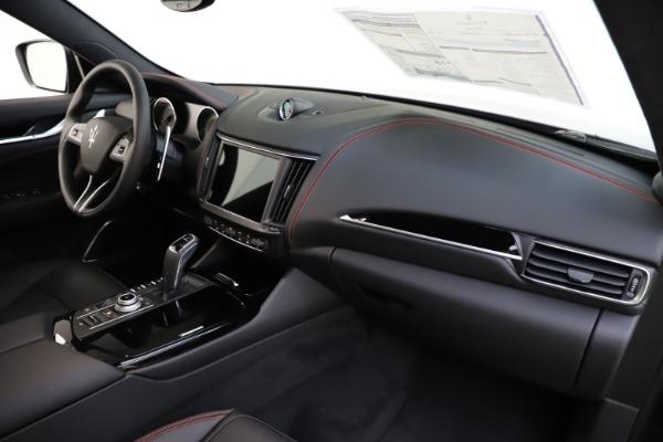 New 2021 Maserati Levante Q4 GranSport for sale $92,485 at Alfa Romeo of Greenwich in Greenwich CT 06830 23