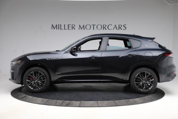 New 2021 Maserati Levante Q4 GranSport for sale $92,485 at Alfa Romeo of Greenwich in Greenwich CT 06830 3