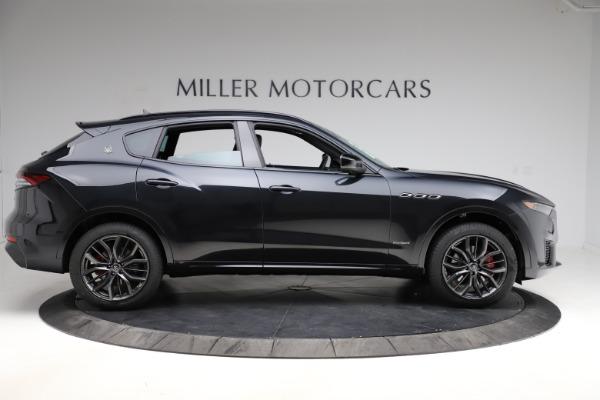 New 2021 Maserati Levante Q4 GranSport for sale $92,485 at Alfa Romeo of Greenwich in Greenwich CT 06830 9