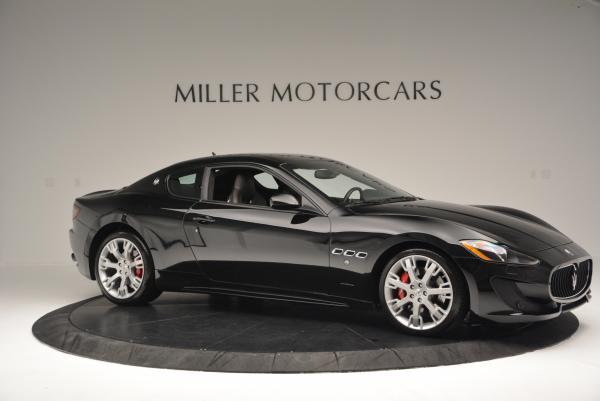 Used 2013 Maserati GranTurismo Sport for sale Sold at Alfa Romeo of Greenwich in Greenwich CT 06830 10