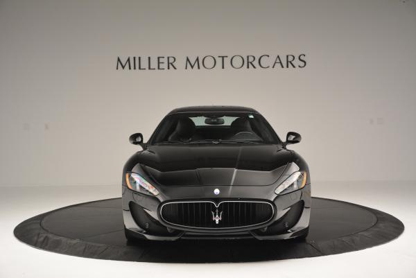 Used 2013 Maserati GranTurismo Sport for sale Sold at Alfa Romeo of Greenwich in Greenwich CT 06830 12