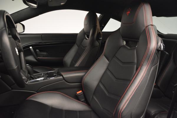 Used 2013 Maserati GranTurismo Sport for sale Sold at Alfa Romeo of Greenwich in Greenwich CT 06830 15
