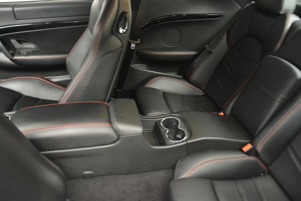 Used 2013 Maserati GranTurismo Sport for sale Sold at Alfa Romeo of Greenwich in Greenwich CT 06830 16