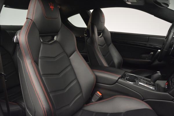 Used 2013 Maserati GranTurismo Sport for sale Sold at Alfa Romeo of Greenwich in Greenwich CT 06830 19
