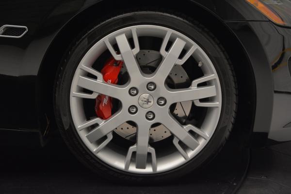 Used 2013 Maserati GranTurismo Sport for sale Sold at Alfa Romeo of Greenwich in Greenwich CT 06830 21