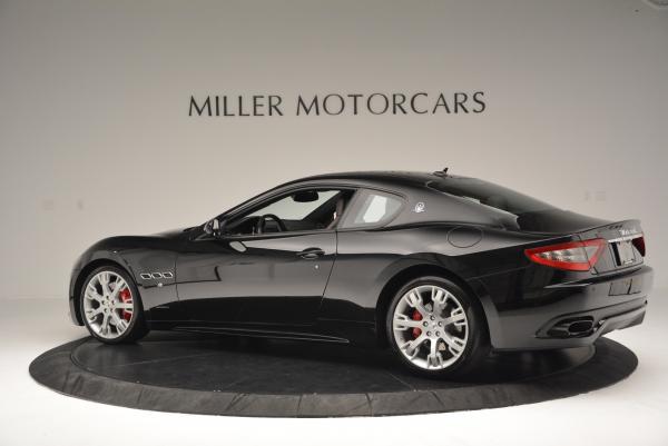 Used 2013 Maserati GranTurismo Sport for sale Sold at Alfa Romeo of Greenwich in Greenwich CT 06830 4