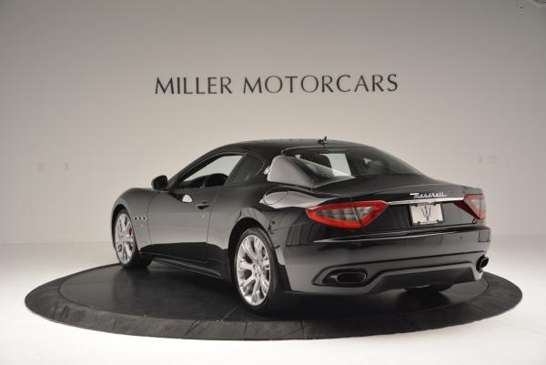 Used 2013 Maserati GranTurismo Sport for sale Sold at Alfa Romeo of Greenwich in Greenwich CT 06830 5
