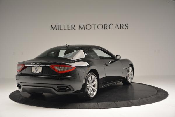 Used 2013 Maserati GranTurismo Sport for sale Sold at Alfa Romeo of Greenwich in Greenwich CT 06830 7