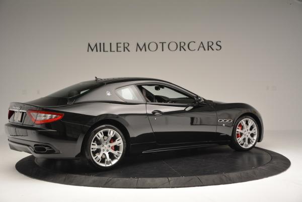Used 2013 Maserati GranTurismo Sport for sale Sold at Alfa Romeo of Greenwich in Greenwich CT 06830 8