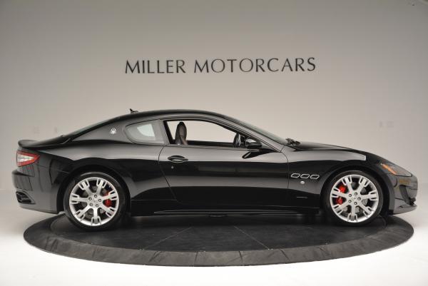 Used 2013 Maserati GranTurismo Sport for sale Sold at Alfa Romeo of Greenwich in Greenwich CT 06830 9