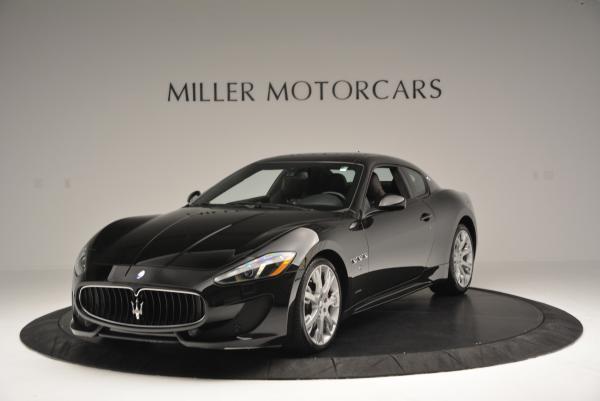 Used 2013 Maserati GranTurismo Sport for sale Sold at Alfa Romeo of Greenwich in Greenwich CT 06830 1