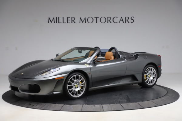 Used 2006 Ferrari F430 Spider for sale $249,900 at Alfa Romeo of Greenwich in Greenwich CT 06830 2