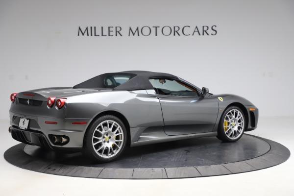 Used 2006 Ferrari F430 Spider for sale $249,900 at Alfa Romeo of Greenwich in Greenwich CT 06830 20