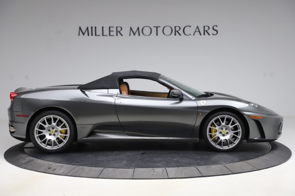 Used 2006 Ferrari F430 Spider for sale $249,900 at Alfa Romeo of Greenwich in Greenwich CT 06830 21