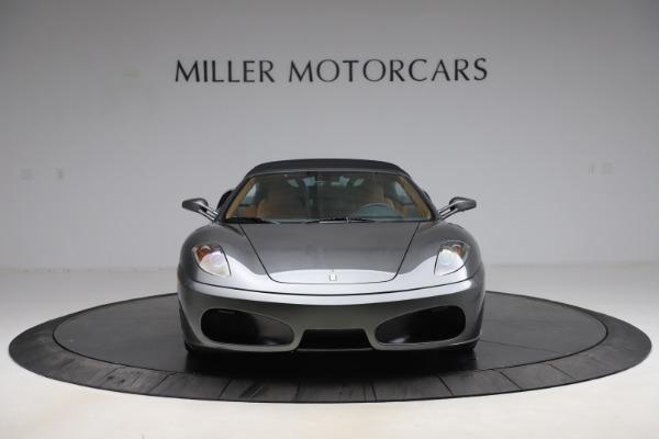 Used 2006 Ferrari F430 Spider for sale $249,900 at Alfa Romeo of Greenwich in Greenwich CT 06830 24