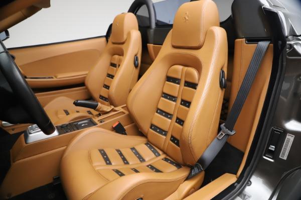 Used 2006 Ferrari F430 Spider for sale $249,900 at Alfa Romeo of Greenwich in Greenwich CT 06830 27