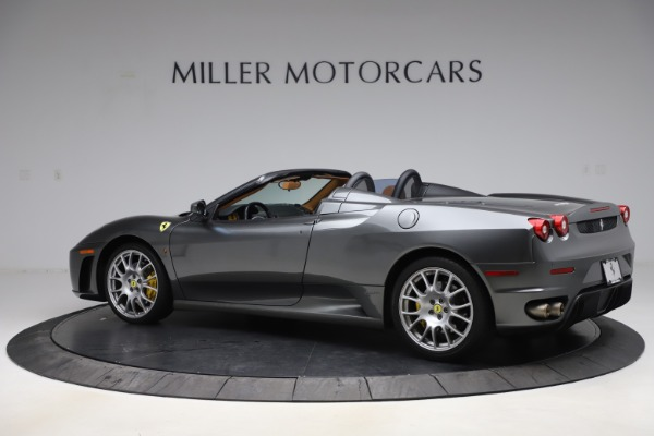 Used 2006 Ferrari F430 Spider for sale $249,900 at Alfa Romeo of Greenwich in Greenwich CT 06830 4