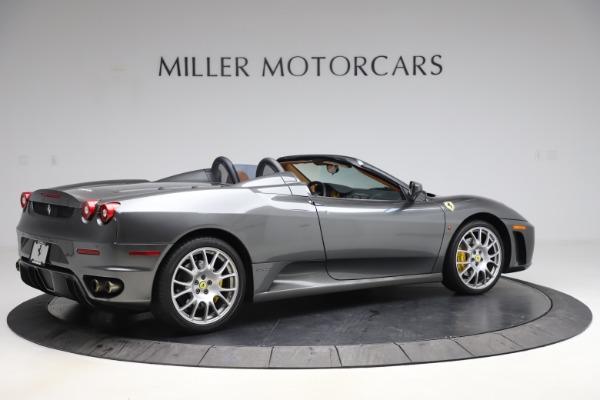 Used 2006 Ferrari F430 Spider for sale $249,900 at Alfa Romeo of Greenwich in Greenwich CT 06830 8