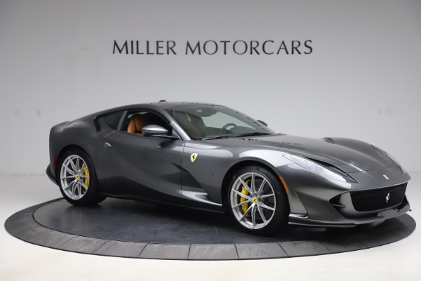Used 2020 Ferrari 812 Superfast for sale Call for price at Alfa Romeo of Greenwich in Greenwich CT 06830 10