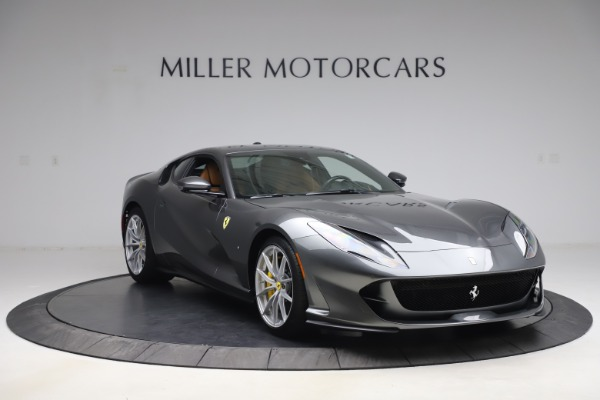 Used 2020 Ferrari 812 Superfast for sale Call for price at Alfa Romeo of Greenwich in Greenwich CT 06830 11