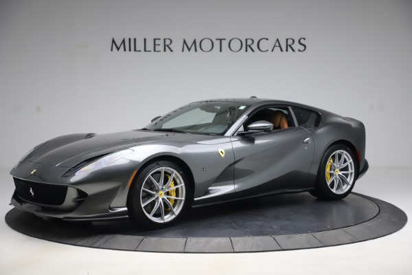 Used 2020 Ferrari 812 Superfast for sale Call for price at Alfa Romeo of Greenwich in Greenwich CT 06830 2