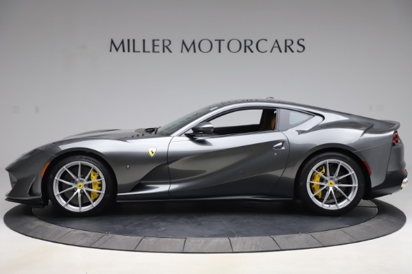 Used 2020 Ferrari 812 Superfast for sale Call for price at Alfa Romeo of Greenwich in Greenwich CT 06830 3