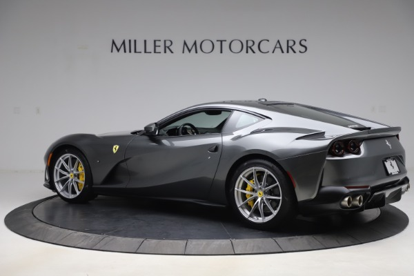 Used 2020 Ferrari 812 Superfast for sale Call for price at Alfa Romeo of Greenwich in Greenwich CT 06830 4