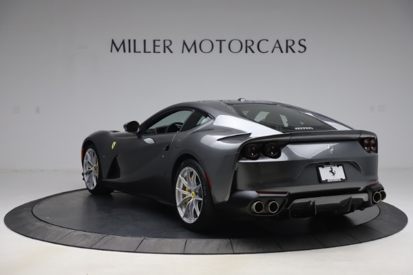 Used 2020 Ferrari 812 Superfast for sale Call for price at Alfa Romeo of Greenwich in Greenwich CT 06830 5