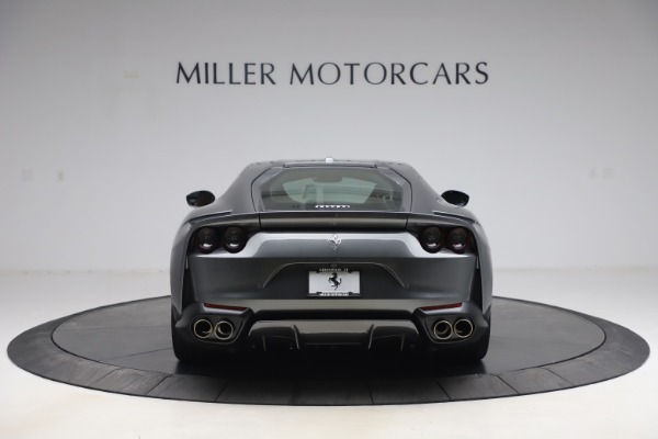 Used 2020 Ferrari 812 Superfast for sale Call for price at Alfa Romeo of Greenwich in Greenwich CT 06830 6