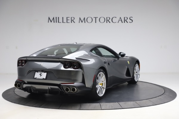 Used 2020 Ferrari 812 Superfast for sale Call for price at Alfa Romeo of Greenwich in Greenwich CT 06830 7