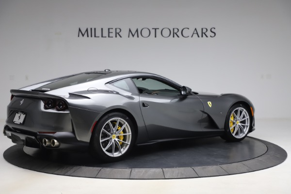 Used 2020 Ferrari 812 Superfast for sale Call for price at Alfa Romeo of Greenwich in Greenwich CT 06830 8