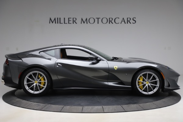 Used 2020 Ferrari 812 Superfast for sale Call for price at Alfa Romeo of Greenwich in Greenwich CT 06830 9