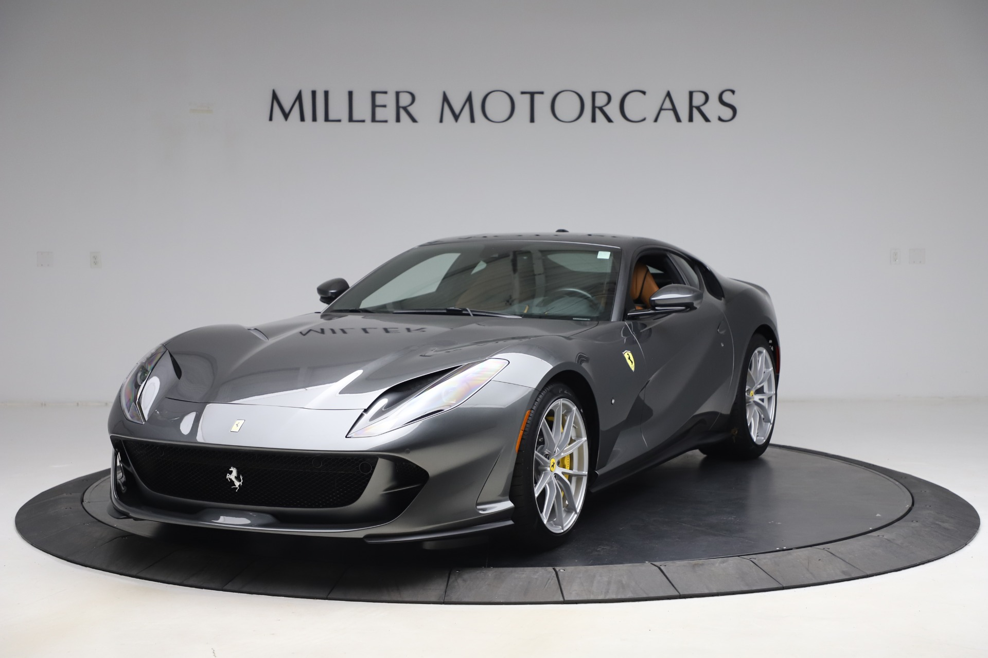 Used 2020 Ferrari 812 Superfast for sale Call for price at Alfa Romeo of Greenwich in Greenwich CT 06830 1