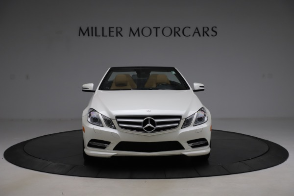 Used 2012 Mercedes-Benz E-Class E 550 for sale $29,990 at Alfa Romeo of Greenwich in Greenwich CT 06830 10