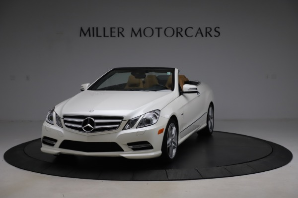 Used 2012 Mercedes-Benz E-Class E 550 for sale $29,990 at Alfa Romeo of Greenwich in Greenwich CT 06830 11