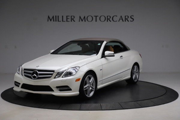 Used 2012 Mercedes-Benz E-Class E 550 for sale $29,990 at Alfa Romeo of Greenwich in Greenwich CT 06830 12