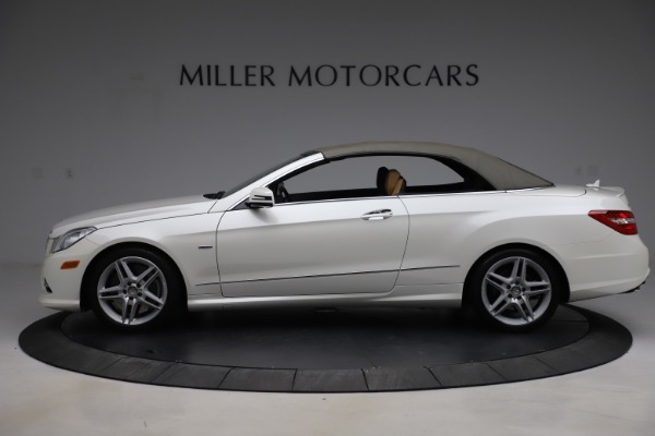 Used 2012 Mercedes-Benz E-Class E 550 for sale $29,990 at Alfa Romeo of Greenwich in Greenwich CT 06830 13