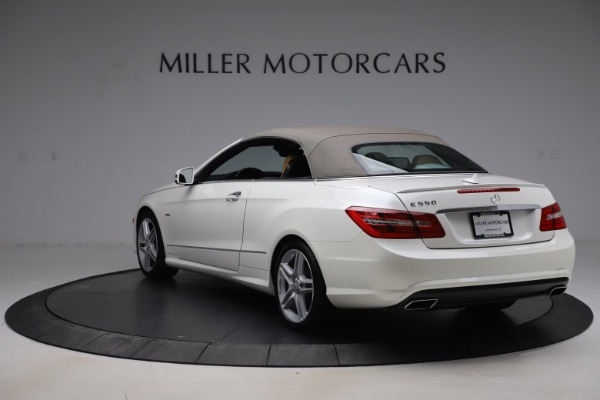 Used 2012 Mercedes-Benz E-Class E 550 for sale $29,990 at Alfa Romeo of Greenwich in Greenwich CT 06830 14