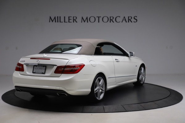 Used 2012 Mercedes-Benz E-Class E 550 for sale $29,990 at Alfa Romeo of Greenwich in Greenwich CT 06830 16