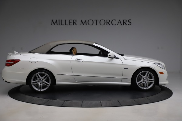 Used 2012 Mercedes-Benz E-Class E 550 for sale $29,990 at Alfa Romeo of Greenwich in Greenwich CT 06830 17