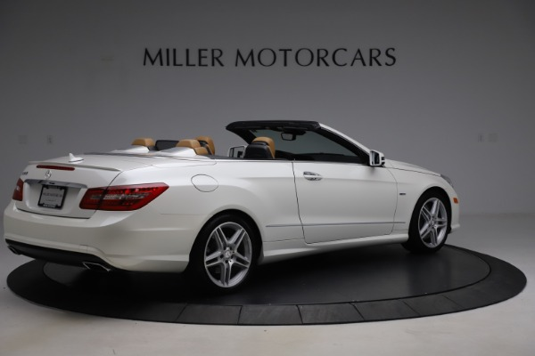 Used 2012 Mercedes-Benz E-Class E 550 for sale $29,990 at Alfa Romeo of Greenwich in Greenwich CT 06830 7