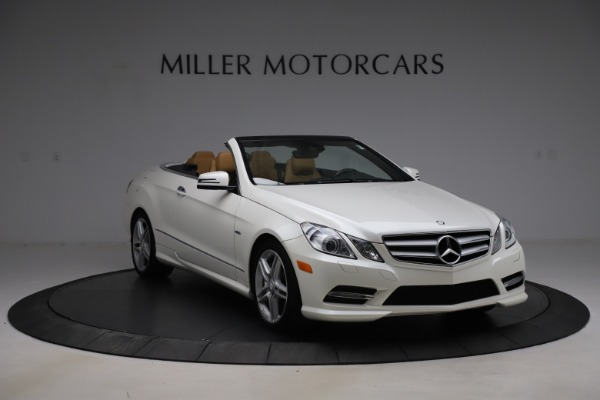 Used 2012 Mercedes-Benz E-Class E 550 for sale $29,990 at Alfa Romeo of Greenwich in Greenwich CT 06830 9